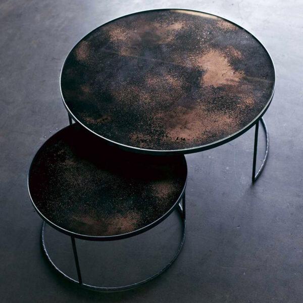 Ethnicraft-Nesting-salontafel-Bronze-2
