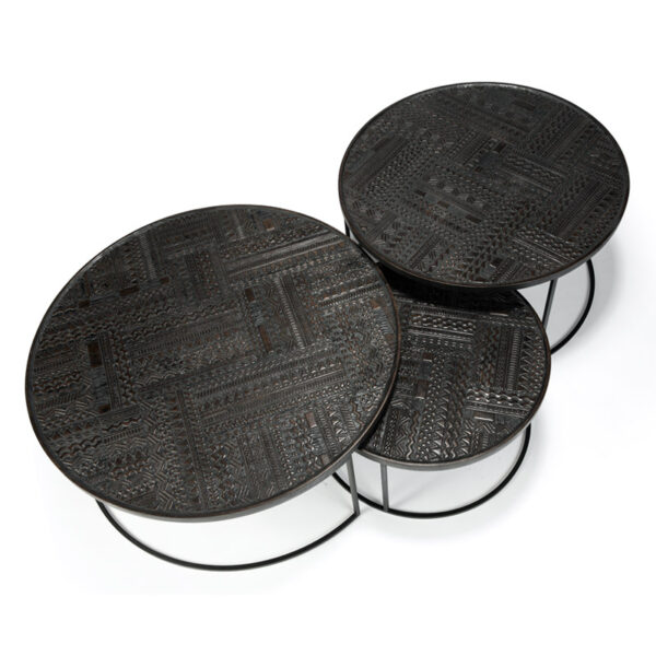 Ethnicraft-Teak-Tabwa-Nesting-salontafels-set-van-3-3