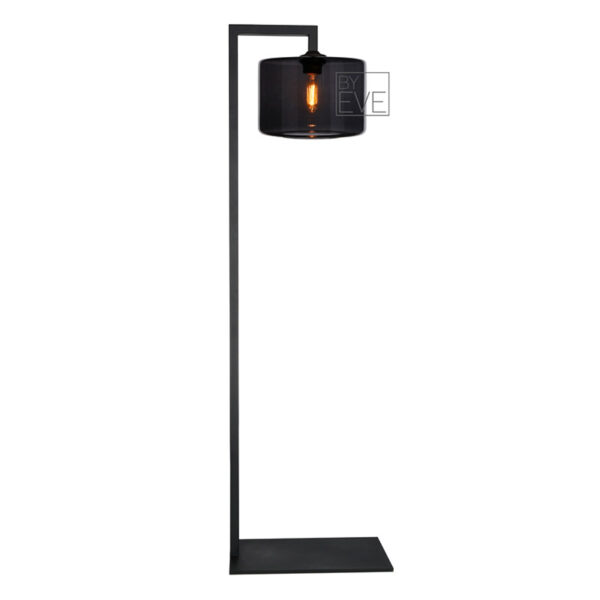 By-Eve-Vloerlamp-Stand-Maxi-Drum-L-Black