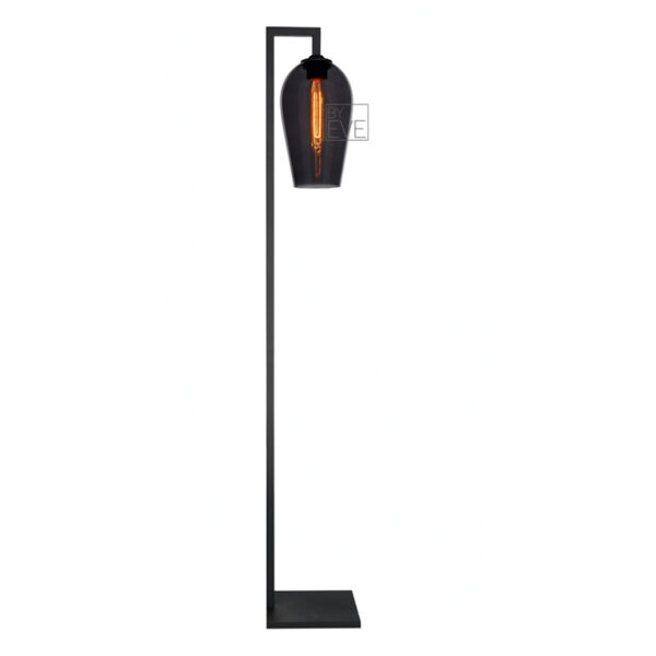 By-Eve-Vloerlamp-Stand-down-Conic-Black-1