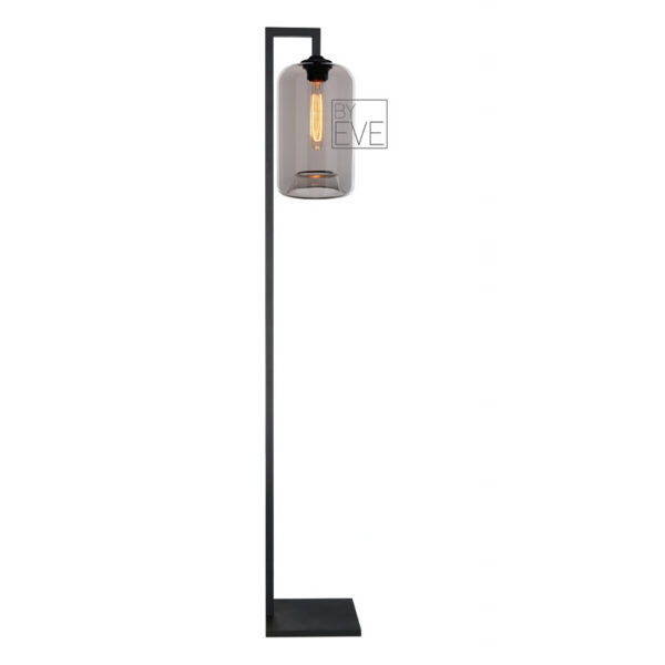 By-Eve-Vloerlamp-Stand-down-Tube-Grey-1
