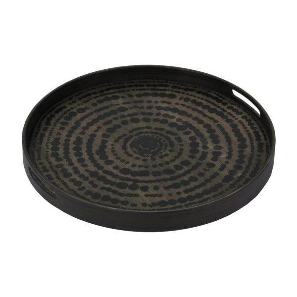 Ethnicraft-Black-beads-dienblad-1