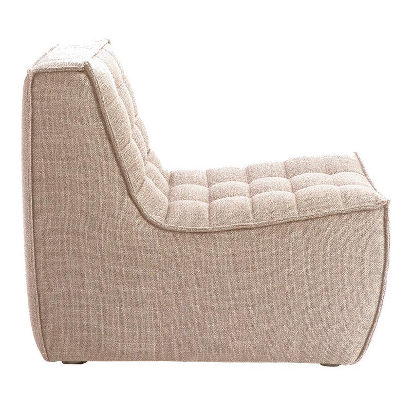 Ethnicraft-N701-Sofa-1-zit-beige-3