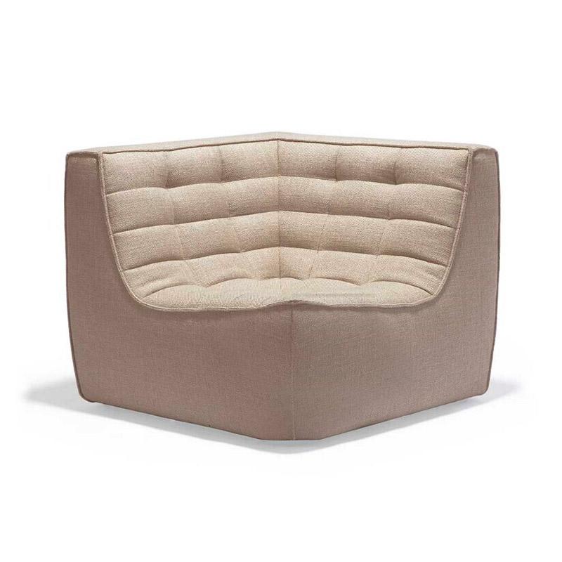 Ethnicraft-N701-Sofa-corner-beige-1