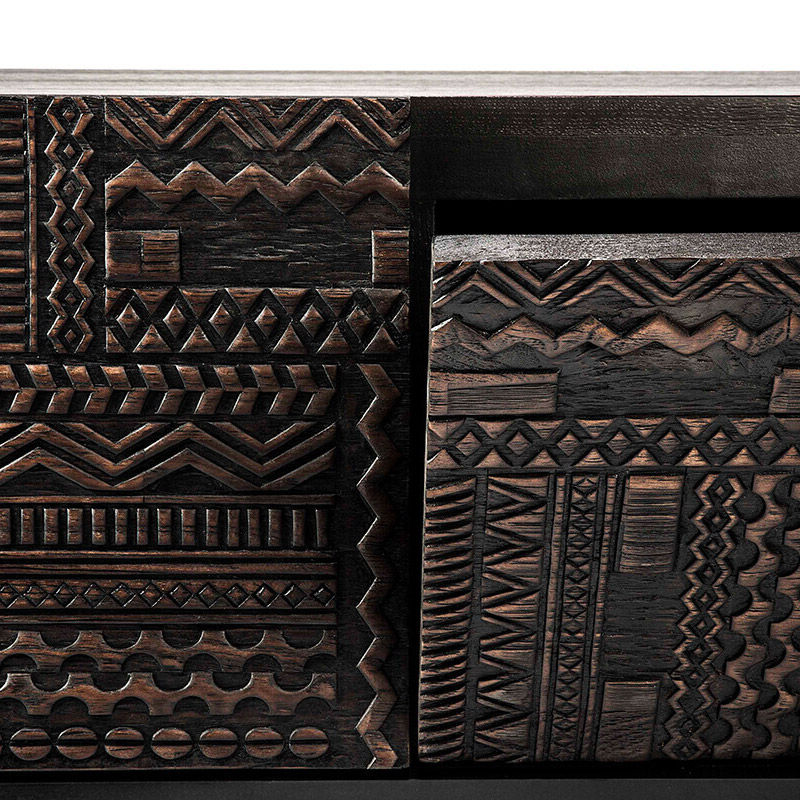 Ethnicraft-Teak-Tabwa-TV-meubel-240cm-3