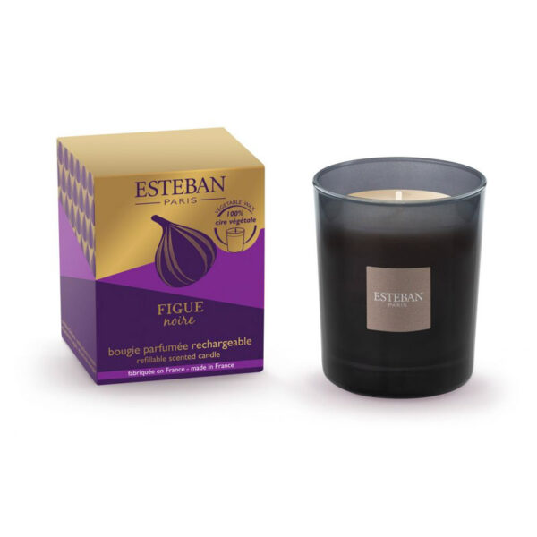 Esteban-Geurkaars-figue-noire-170gr-1