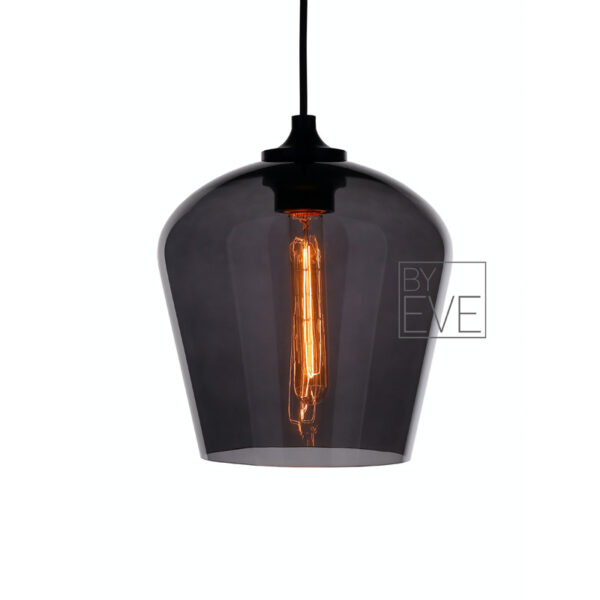 By-Eve-Hanglamp-Bell-L-Black-1