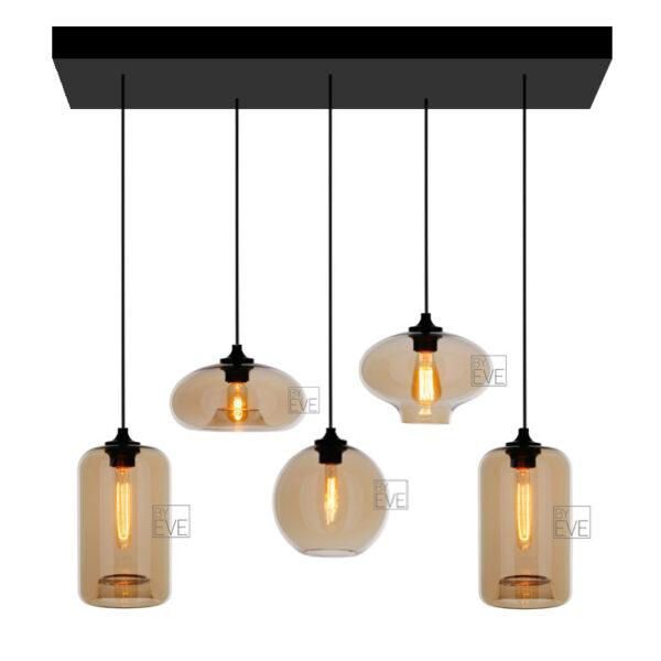 By-Eve-Set-5-Eve-bulbs-A-Champagne-Zwart-1