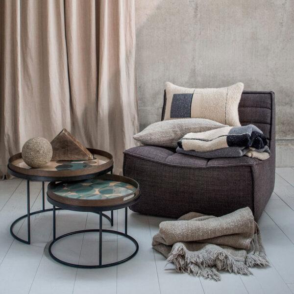 Ethnicraft-N701-Sofa-1-zit-grijs-5