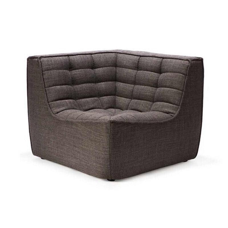 Ethnicraft-N701-Sofa-corner-grijs-1
