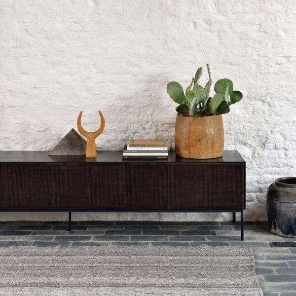 Ethnicraft-Teak-Grooves-tv-meubel-162cm-7